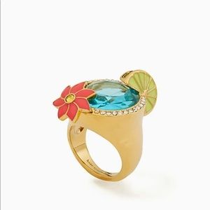 Kate Spade OUT OF OFFICE COCKTAIL RING